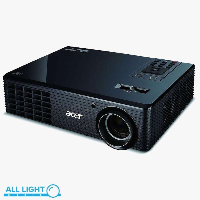 Проектор в аренду - 3000 люмен - Acer
