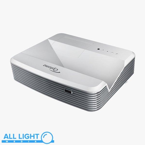 Ультракороткофокусный HD проектор 4000 люмен — Optoma w320ust