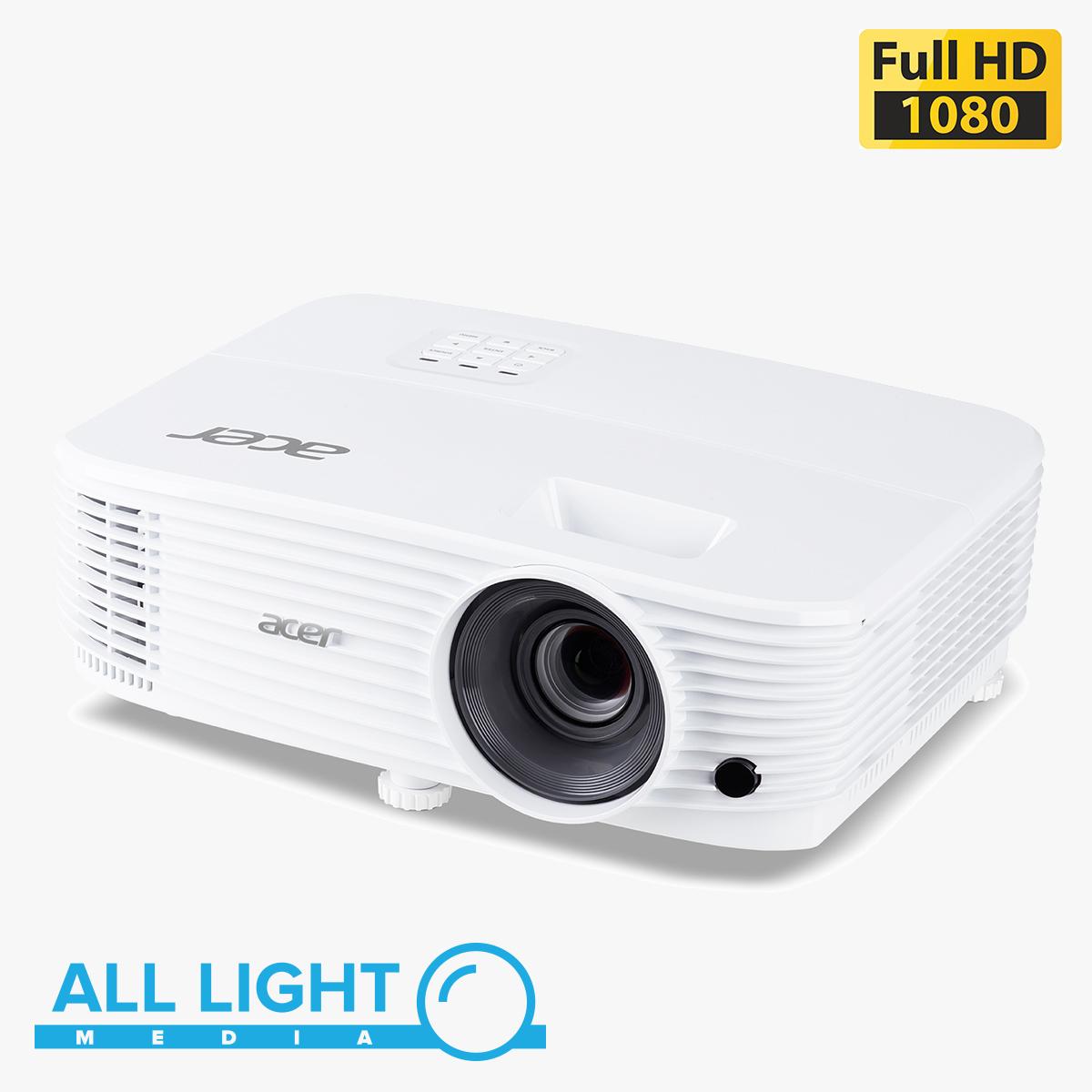 Проектор 4000 люмен Full HD Acer P5530